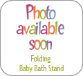 Folding Baby Bath Stand