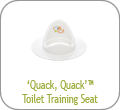 'Quack, Quack' Toilet Training Seat