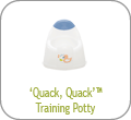 'Quack, Quack' Training Potty